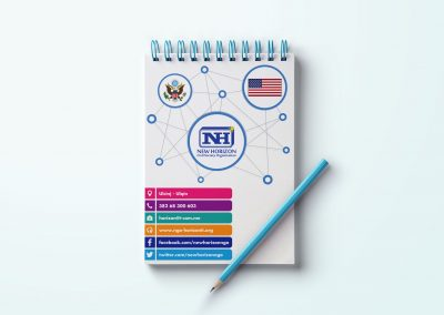Local Partnership Notebook Back