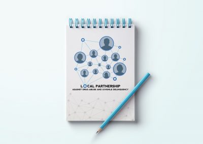 Local Partnership Notebook Front
