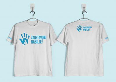 Zaustavimo Nasilje T-Shirt