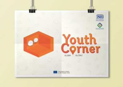 Youth Corner Poster