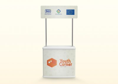 Youth Corner Promo Stand